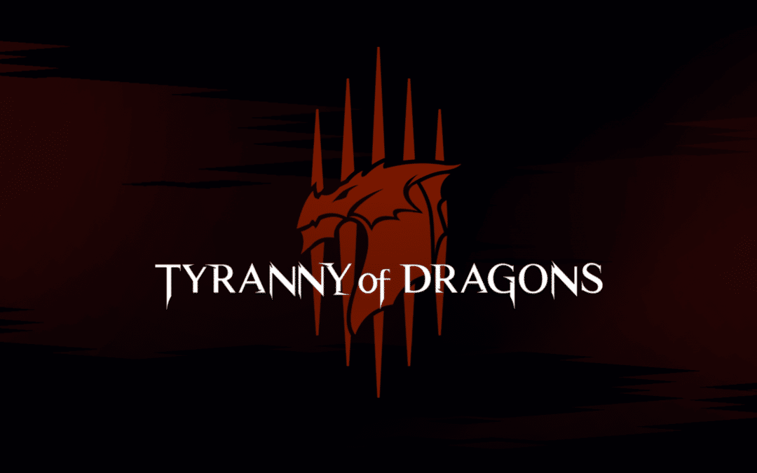Il nuovo Tyranny of Dragons: necessario, forse.