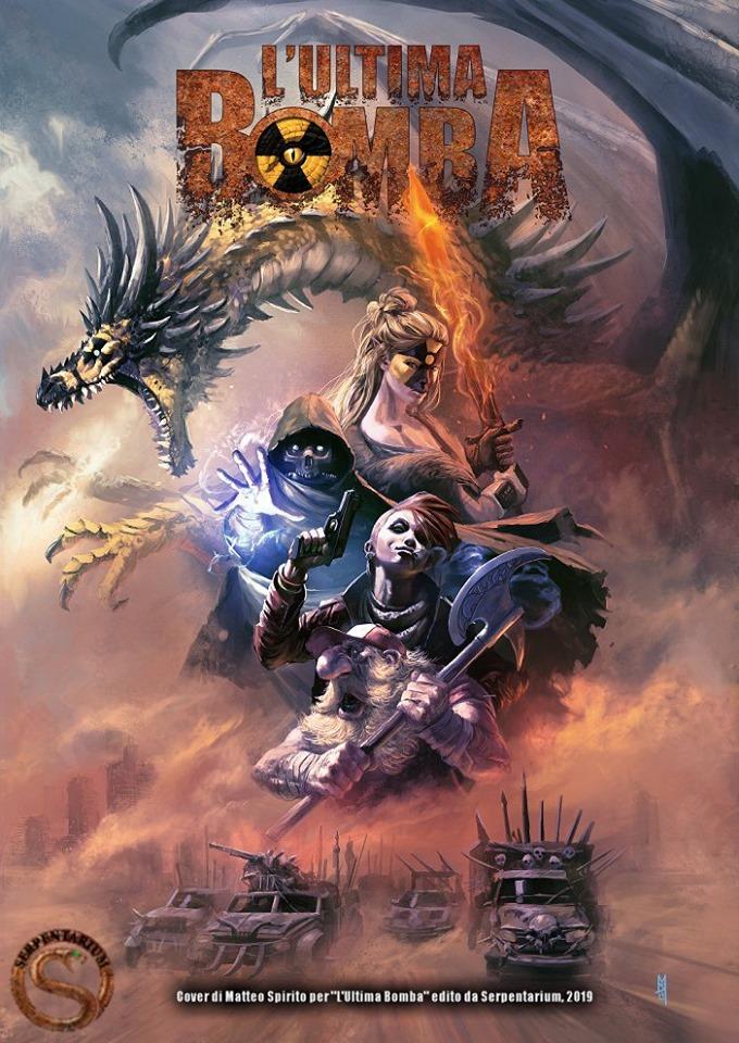 Cover de L'Ultima Bomba