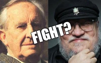 Martin contro Tolkien: storia di un clickbait