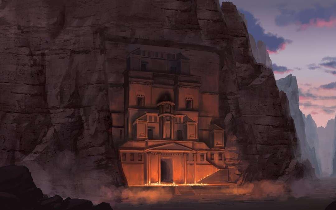 Una delle immagini L'Impero della Luna Crescente