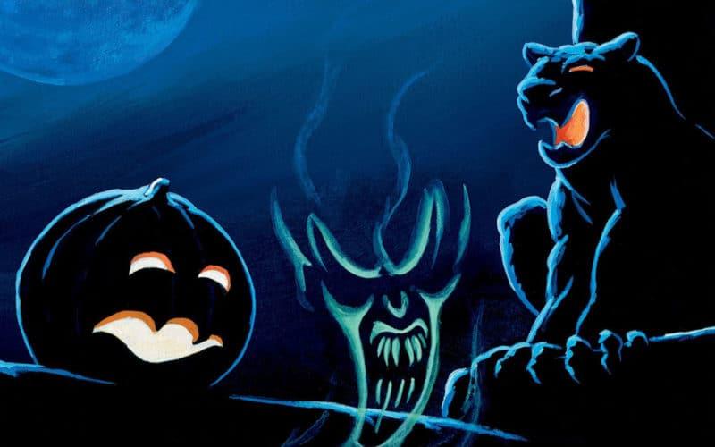 Halloween in un'immagine tratta da MtG