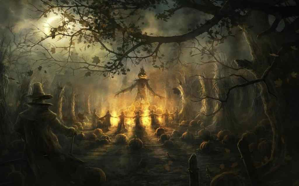 Halloween sbarca in america