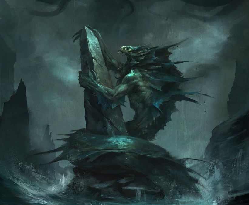 """""""Dagon – The Necronomicon Gamebook"""". Recensione"""