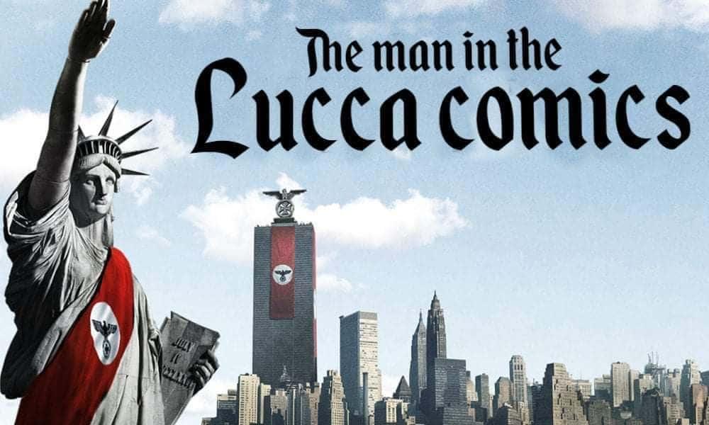 Io odio i nazisti del Lucca Comics