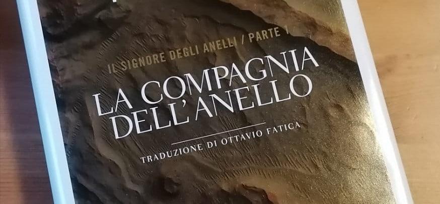 Siete pronti a Le due torri e a Il ritorno del re, tradotti da Ottavio Fatica, con copertina marziana (ma luccicosa)?