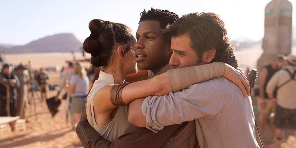Finn avrebbe meritato più amore e rispetto, soprattutto da chi lo avrebbe dovuto scrivere