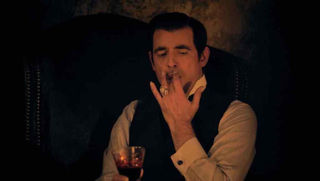 """Il Sangue è Vite"" Dracula"
