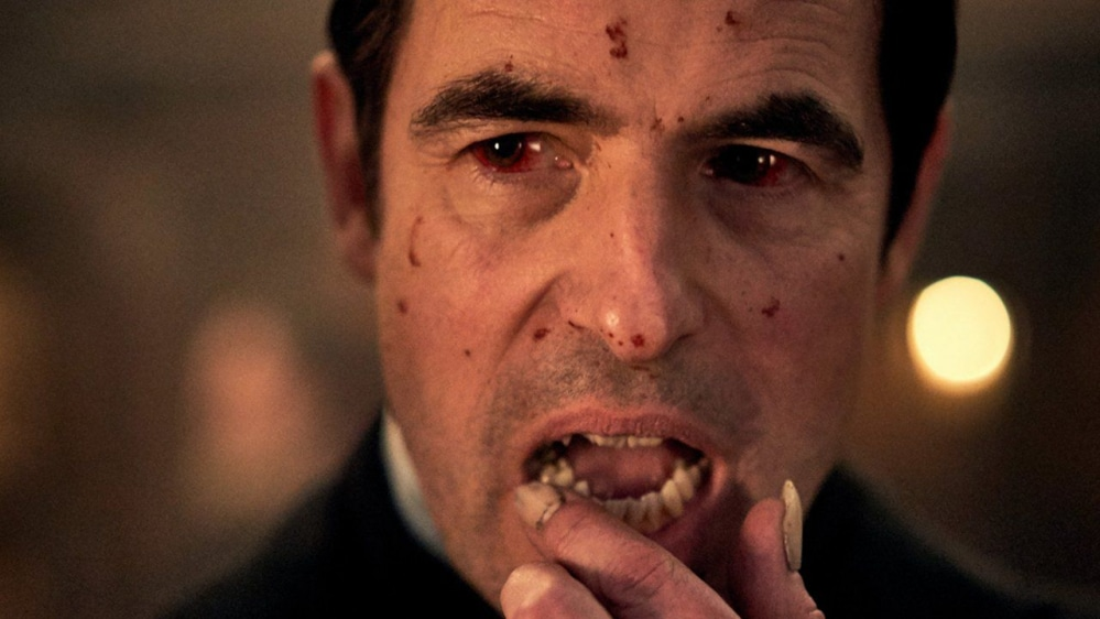 Dracula Netflix BBC