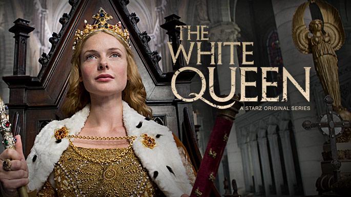 """""""The White Queen"""": La storia vista dalle donne"""