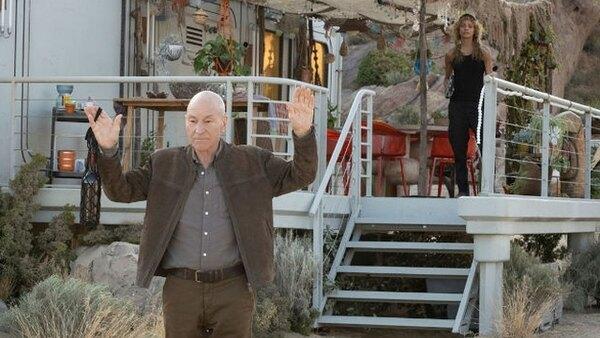 Picard in Mappe e Leggende