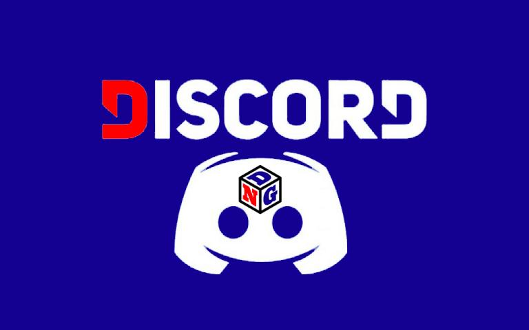 L'immagine del nuovo server Discord di Need Games per #iorestoacasa
