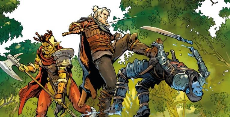 Il destino di Keyra – Dragonero, il Ribelle #7