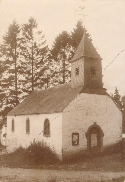 Bougnimont - Ancienne Chapelle - Collection Christian Giboux
