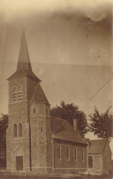 Eglise - Bougnimont - Collection Christian Giboux