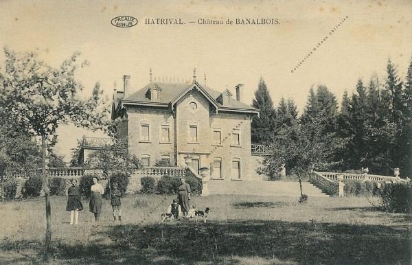 BANALBOIS - Château de Banalbois