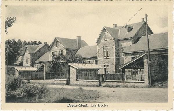 Freux - Les Ecoles - Collection Christian Giboux