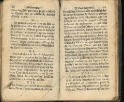 Ordonnance et Edit perpétuel des Archiducs pages 10 - 11