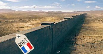 Une entreprise française envisage de construire le mur du Mexique