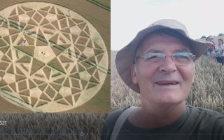 crop circle Hackpen Hill
