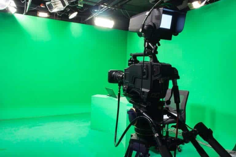 Riprese su green screen