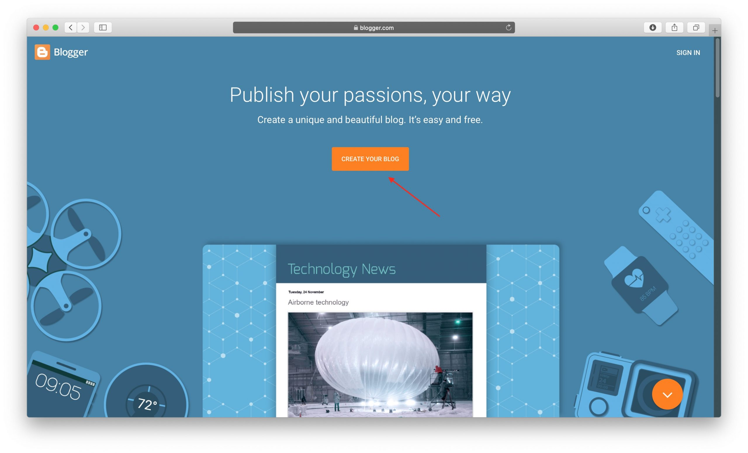 Cara Membuat Blog di Blogger, cara membuat akun blog, menjadi blogger yang menghasilkan uang, cara membuat blog di wordpress, contoh blog pribadi,
