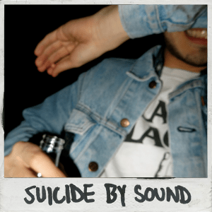 The Cozzmos - Suicide By Sound EP - cover