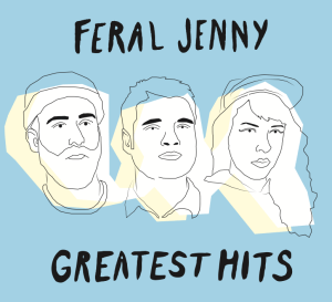Feral Jenny - Greatest Hits -  cover