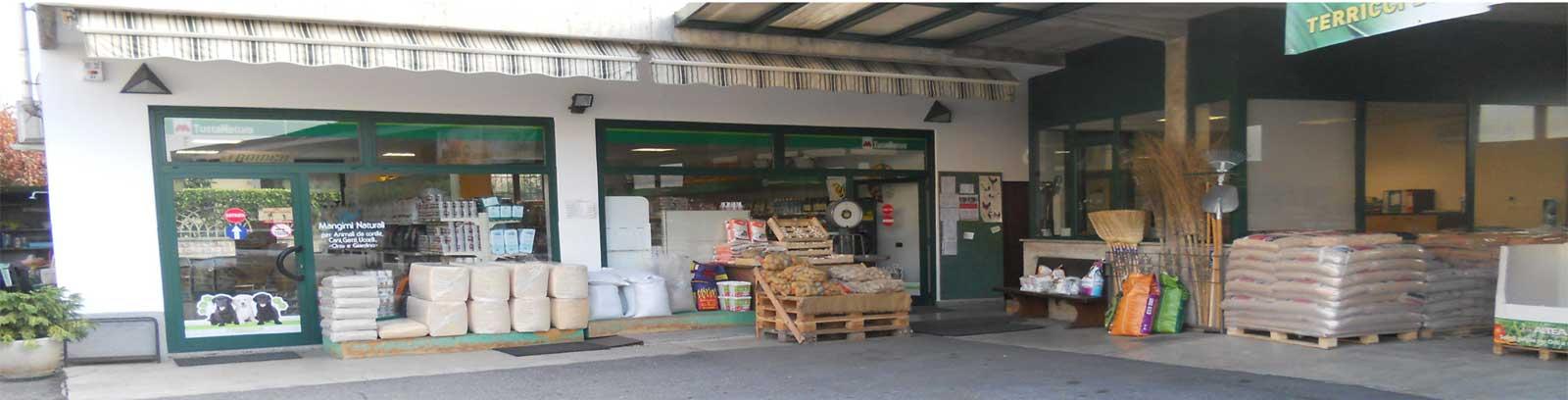 Cereali Alberio vendita prodotti per animali e per
