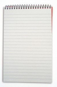 notepad_by_freestock