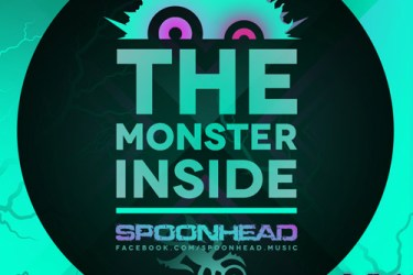 Cover Spoonhead - The Monster Inside