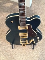 The Peerless Deep Blue Custom