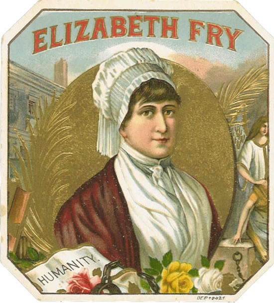 Picture of Elizabeth Fry