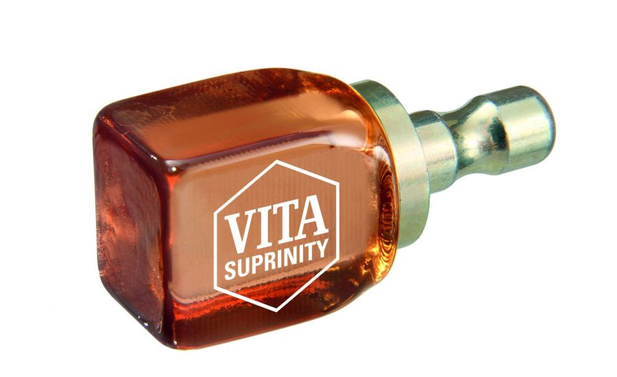 CAD/CAM 陶瓷材料 – VITA Suprinity Chairside CAD/CAM Materials - VITA Suprinity