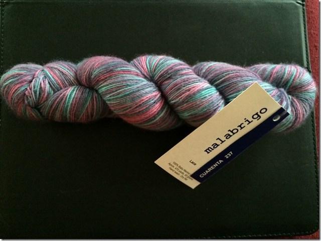Malabrigo Lace from kicki