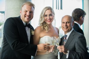 Martin Frith, Toronto Officiant