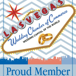 Las Vegas wedding-chamber-of commerce proud member badge