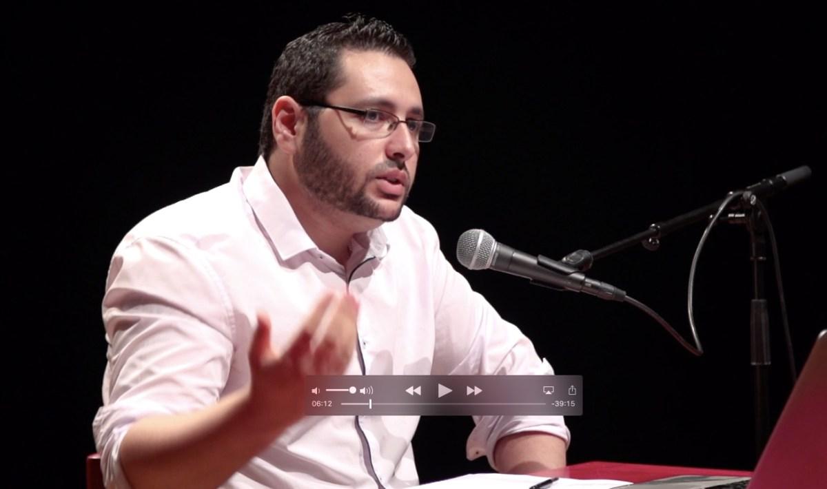 VIDEO. La pression d'un Dieu qui TE parle, avec Hicham Abdel Gawad