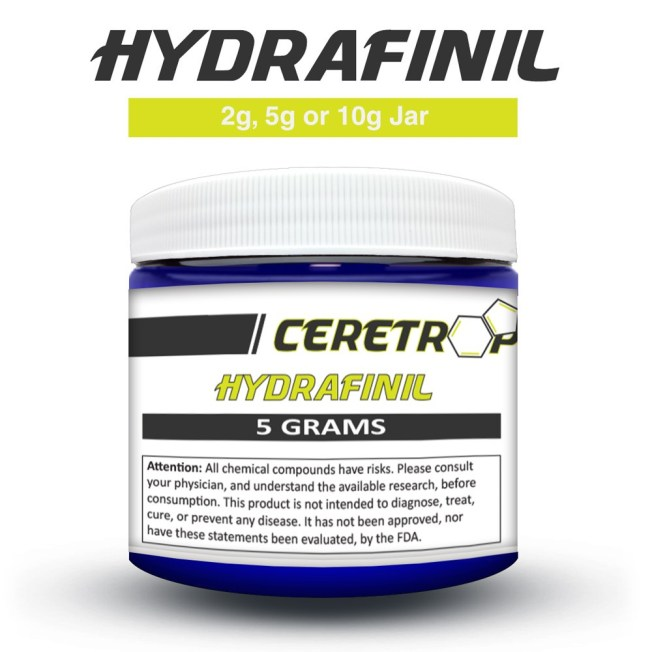 Hydrafinil Dosage and Side Effects Recommendations