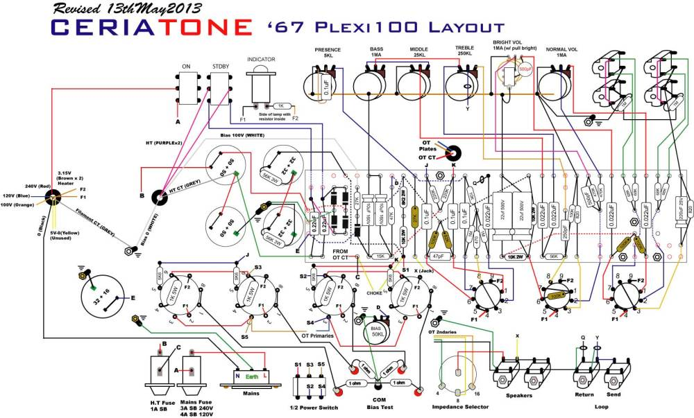 medium resolution of marshall plexi input jack wiring wiring diagram nameplexi project with issues please help marshall plexi