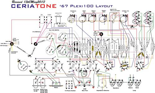 small resolution of marshall plexi input jack wiring wiring diagram nameplexi project with issues please help marshall plexi