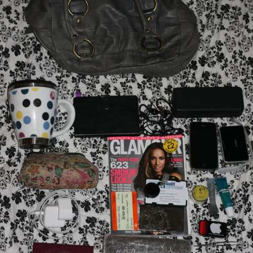 Whats In My Bag: November 08