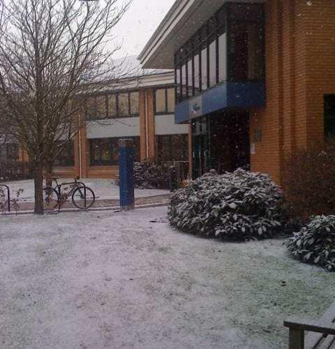 Snow, part 2