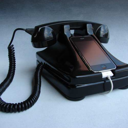 And You're Not Gonna Reach My Telephone