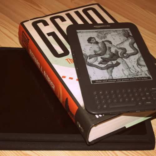 Thoughts on eBooks