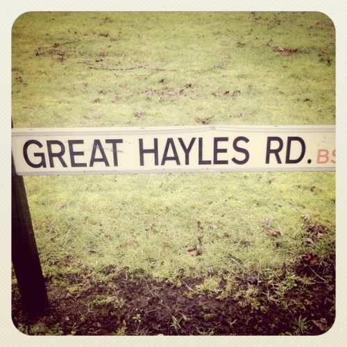 Great Hayles!