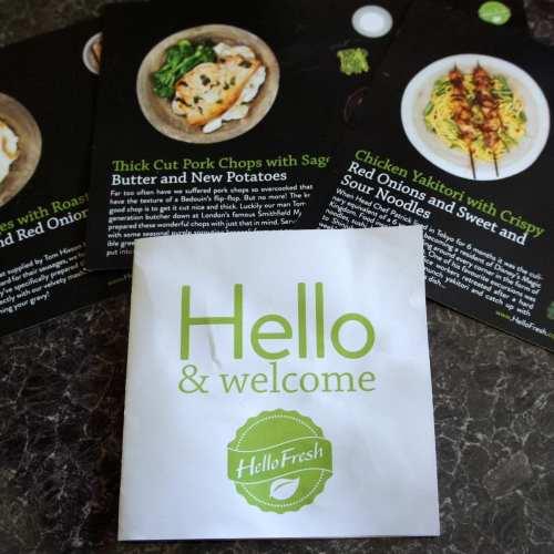 Review: Hello Fresh