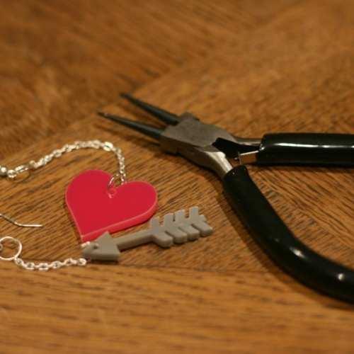 Black Heart Creatives Jewellery Making Workshop