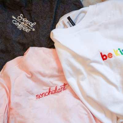 Three Awesome Slogan T-Shirts