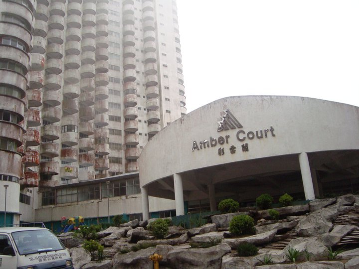 Hotel angker Amber Court di Genting