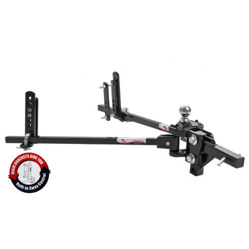 Fastway E2 Trunnion Weight Distributing Hitch